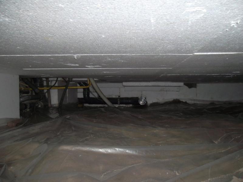 Rioollucht In Badkamer : Kruipruimte stinkt u2013 materialen voor constructie