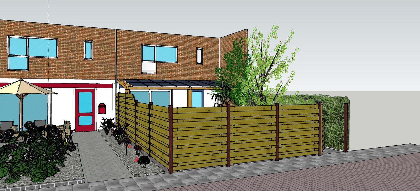 Voorkeur Nog een idee: veranda ( met zonnepanelen ) | Familie Kleinman BLOG &MP74